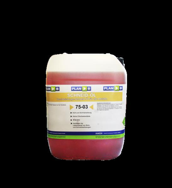 Metaflux Schneidöl 75-03 10 Liter